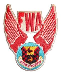 FWA 30th Anniversary Patch